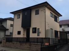 平成町M様邸 外壁屋根塗り替え工事