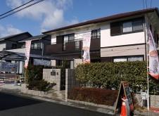 平成町T様塗り替え工事